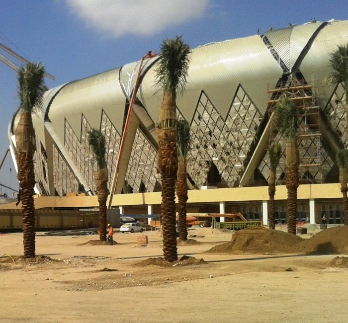 King Abdullah Sports City – Stadium